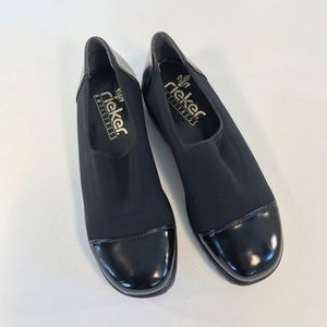 NWT Rieker Antistress Loafers, size 37
